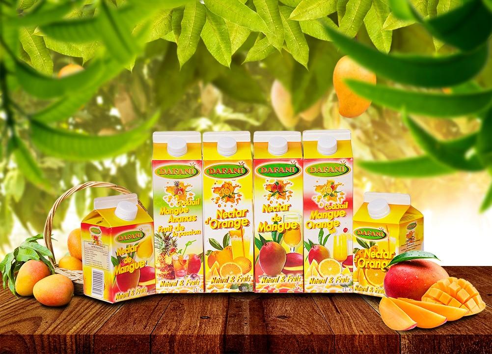 Dafani, une gamme de nectars autour de la mangue burkinabè